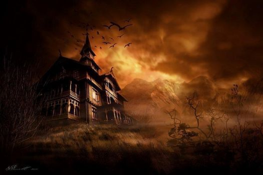 Eery Mansion 2