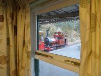 Talyllyn Railway - Dolgoch at Abergynolwyn