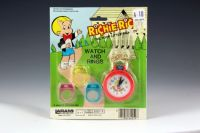 Richie Rich Watch and Rings
