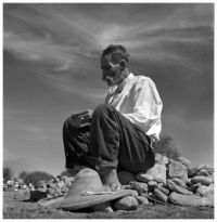 El Quijote de Mexico (1944) ~ Leo Matiz (Colombia)