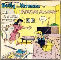 B & V bedside