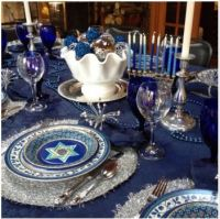 Chanukah-celebrating peace, light, joy