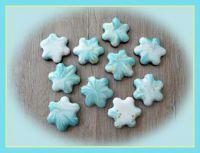 Zelfgemaakte koekjes van dochter Jona.