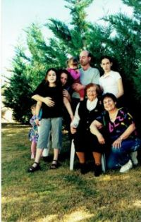 4 GENERATIONS TO MY MOTHER JULY 2000