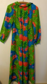 My 70's Jumpsuit I just sold on Etsy