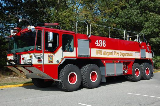 Did someone call for a fire truck?