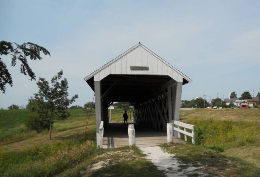 Imes Bridge, Madison County, Iowa