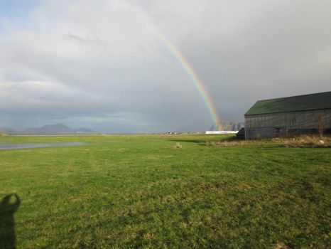 Rainbow, Giske, Norway