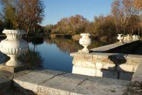 El Tajo a su paso por Aranjuez