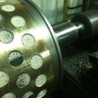 The rolling machine that prints Oreos.