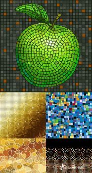 Apple Mosaic