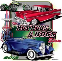 2013 Hot Rods & Hogs show