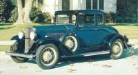 Automobile Theme 1931 Pontiac Coupe
