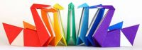 Colorful Origami