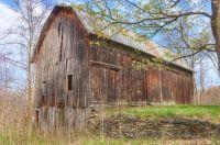 #195 Blue Goose Farm Barn