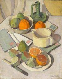 Oranges and lemons, 1934 - Alison Rehfisch