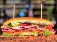 Classic Italian foot-long Sub Sandwich