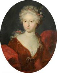 Salome Tillier geb von Muralt 18th Century