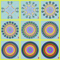Mandala Variations on a Theme (Large)