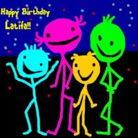 ♫♥♫ Happy Birthday, Latifa! ♫♥♫