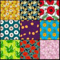 Flower patterns 91