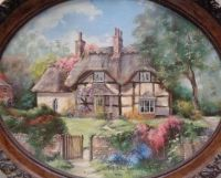 """""""Ginger cottage"""" by marty bell"""