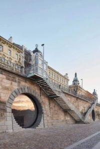 Vaulted Prague Embankment for Libi - 3