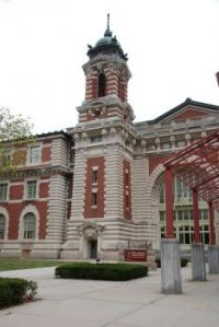 Ellis Island Immigration Museum #1