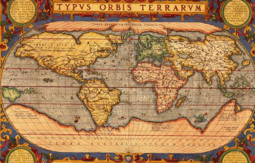 Old world map knmaps edition old style 459 pieces jigsaw puzzle old world map knmaps edition old style gumiabroncs Gallery