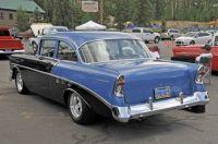 1956 Chevrolet 2 door sedan