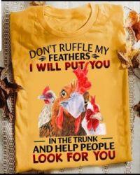 Feather Ruffle