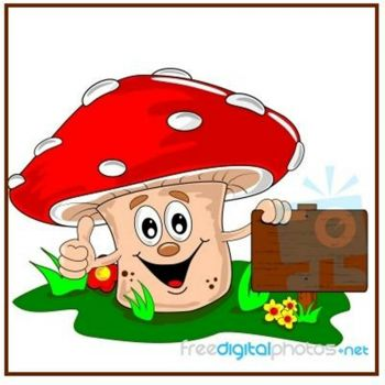 cartoon_mushroon_with_signpost