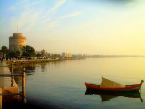 White Tower- Thessaloniki Greece