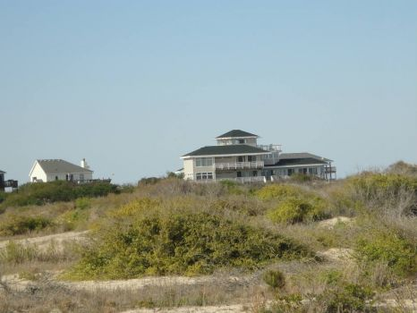 HOUSES ON THE DUNES