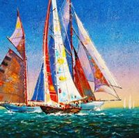 On The High Seas