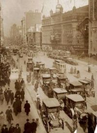 Time Square New York 1912