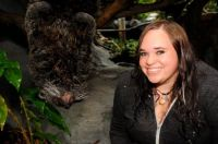 Me and my Binturong friend