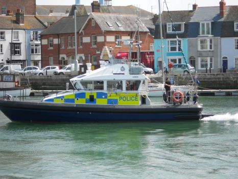 Policing Weymouth style