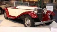 Mercedes-Benz 370S Mannheim - 1933