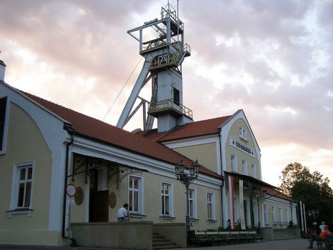 Wieticzka Salt Mine in Poland.
