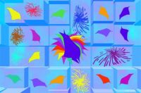 Birds and Blocks and Splashes