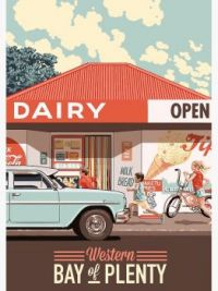 Themes Vintage illustrations/pictures - Corner Dairy