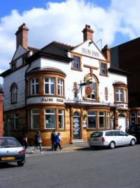 180. The Sun Inn - Chesterfield