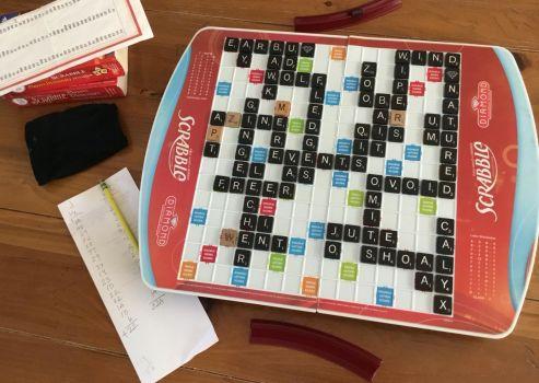 Scrabble is fun