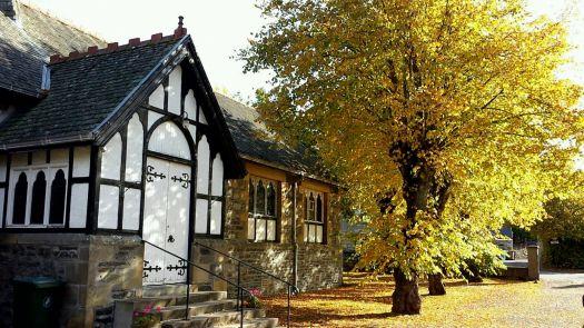 St Columba's Scottish Episcopal Church, Grantown-on-Spey