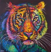 Tiger by Aidan Lee Smith
