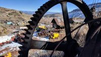 old mining camp Jerome, AZ