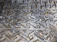 MEXICO – State of Oaxaca – Mitla – Zapotec Archeological Site - Fretwork