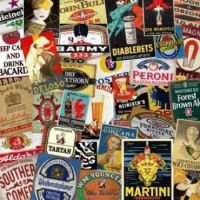 Vintage Alcohol Signs