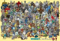 Where's Wall.E ?
